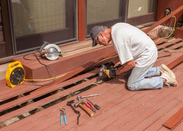 decking repair kansas city