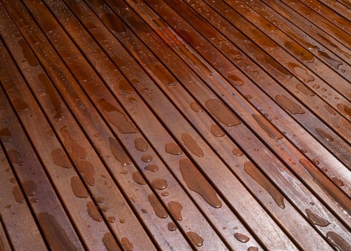 redwood decking kansas city